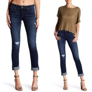 Hudson Bacara Cuffed Crop Jeans 👖